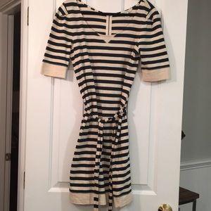 Banana Republic striped dress